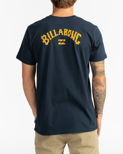 1 Arch Wave - Camiseta para Hombre Azul U1SS60BIF0 Billabong