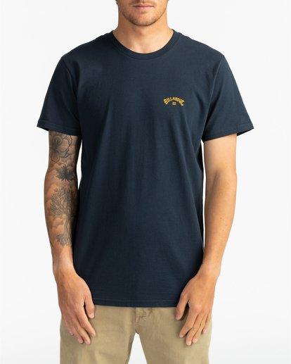 0 Arch Wave - Camiseta para Hombre Azul U1SS60BIF0 Billabong