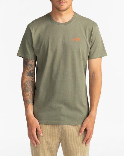 0 Arch Wave - Camiseta para Hombre Multicolor U1SS60BIF0 Billabong