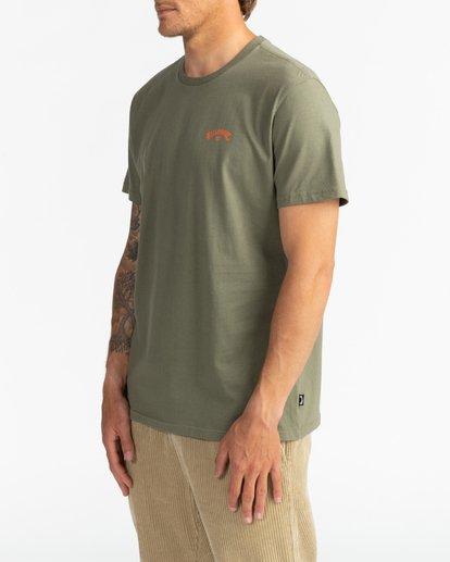 2 Arch Wave - Camiseta para Hombre Multicolor U1SS60BIF0 Billabong