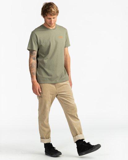 4 Arch Wave - T-Shirt für Männer  U1SS60BIF0 Billabong