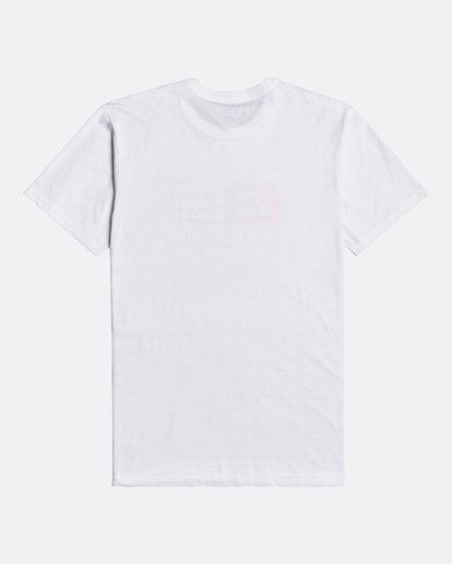 1 Inversed - T-Shirt für Männer Weiss U1SS61BIF0 Billabong