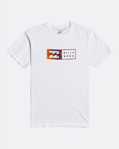 0 Inversed - T-Shirt für Männer Weiss U1SS61BIF0 Billabong