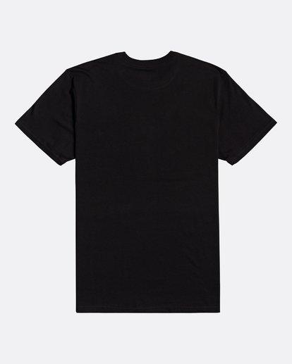 1 Inversed - Camiseta para Hombre Negro U1SS61BIF0 Billabong