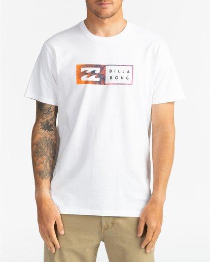 2 Inversed - T-Shirt für Männer Weiss U1SS61BIF0 Billabong