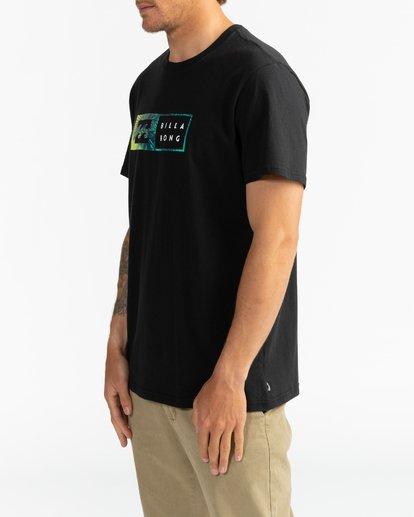 3 Inversed - Camiseta para Hombre Negro U1SS61BIF0 Billabong