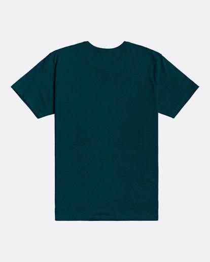 4 Tucked - Maglietta da Uomo Green U1SS64BIF0 Billabong