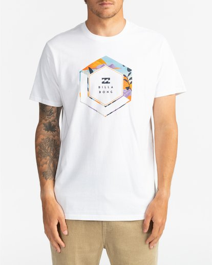 0 Access - T-Shirt for Men White U1SS65BIF0 Billabong