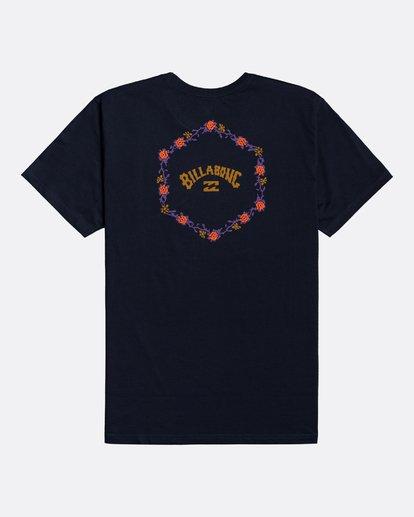1 Access Back - Camiseta para Hombre Azul U1SS66BIF0 Billabong