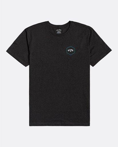 3 Access Back - T-shirt pour Homme Noir U1SS66BIF0 Billabong