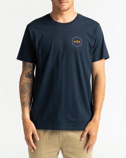 2 Access Back - Camiseta para Hombre Azul U1SS66BIF0 Billabong