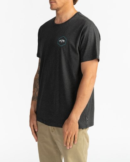 2 Access Back - T-shirt pour Homme Noir U1SS66BIF0 Billabong