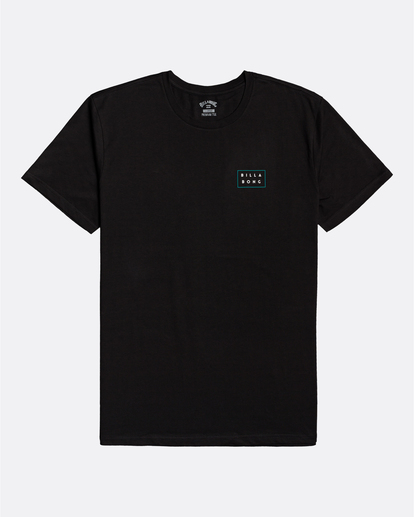 3 Die Cut Theme - T-Shirt for Men Black U1SS67BIF0 Billabong