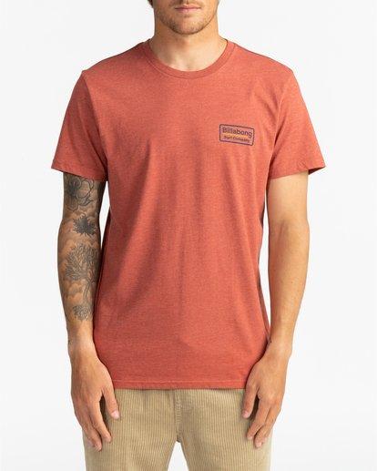 2 Utility - Camiseta para Hombre  U1SS68BIF0 Billabong