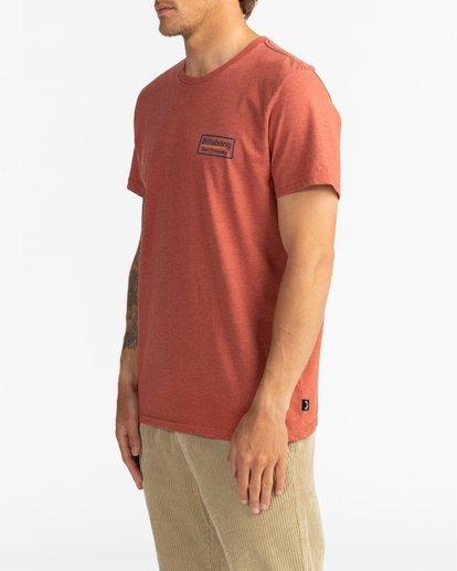 3 Utility - Camiseta para Hombre  U1SS68BIF0 Billabong