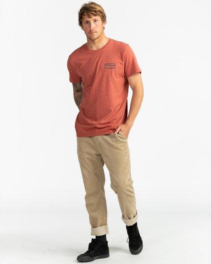 4 Utility - Camiseta para Hombre  U1SS68BIF0 Billabong