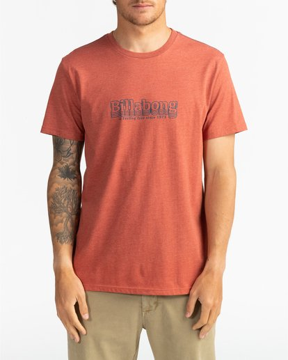 2 Capture - Camiseta para Hombre  U1SS70BIF0 Billabong