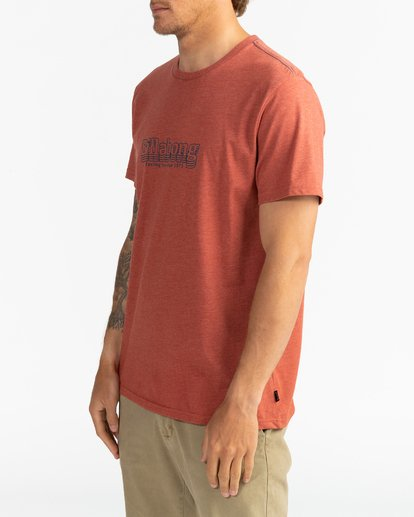 3 Capture - Camiseta para Hombre  U1SS70BIF0 Billabong