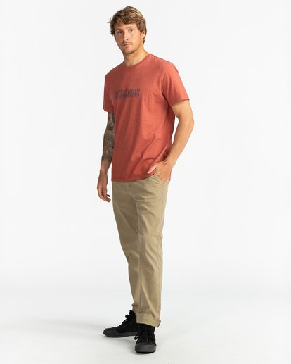 4 Capture - Camiseta para Hombre  U1SS70BIF0 Billabong
