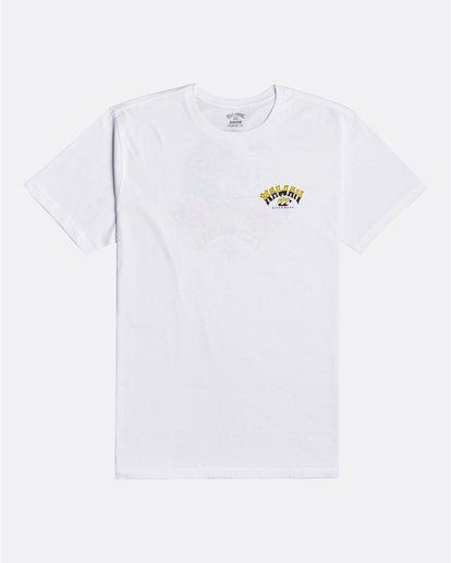 0 Dreamy Places - Camiseta para Hombre Blanco U1SS71BIF0 Billabong
