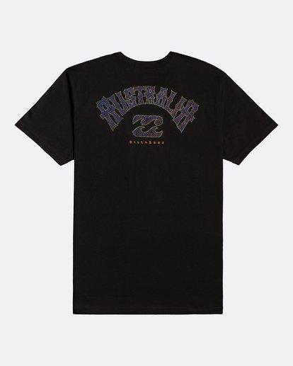 1 Dreamy Places - Camiseta para Hombre Negro U1SS71BIF0 Billabong