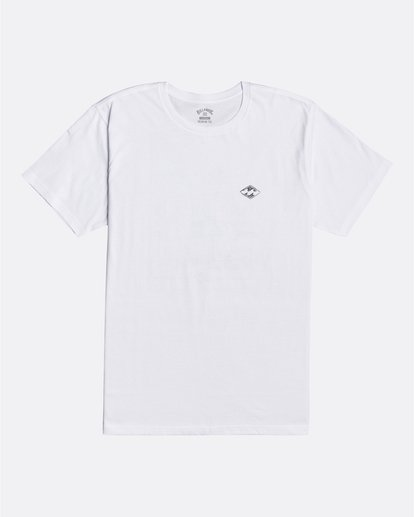 0 Surf Report - Camiseta para Hombre Blanco U1SS73BIF0 Billabong
