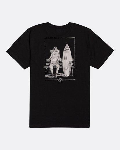 1 Surf Report - T-Shirt for Men Black U1SS73BIF0 Billabong