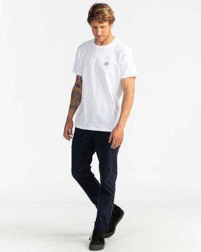 4 Surf Report - T-shirt pour Homme Blanc U1SS73BIF0 Billabong