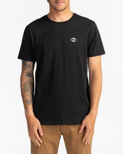 2 Surf Report - T-Shirt for Men Black U1SS73BIF0 Billabong