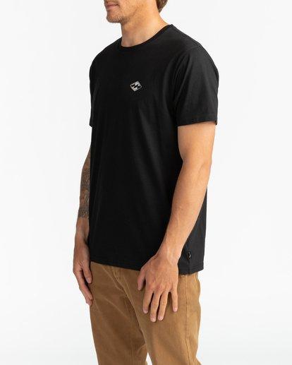3 Surf Report - T-Shirt for Men Black U1SS73BIF0 Billabong