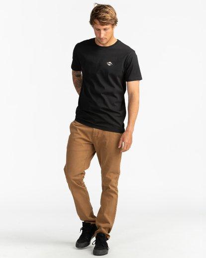 4 Surf Report - T-Shirt for Men Black U1SS73BIF0 Billabong