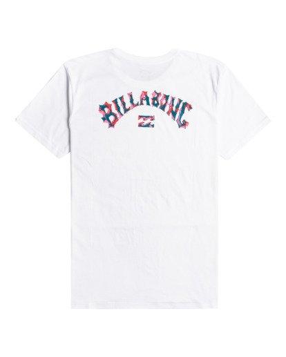 1 Okapi - T-Shirt für Männer Weiss U1SS76BIF0 Billabong