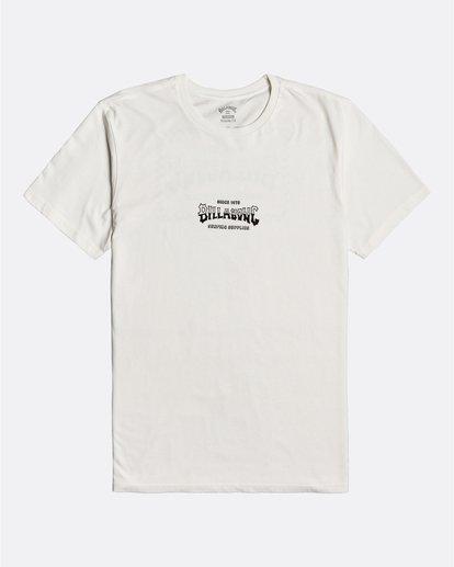 0 Supply Wave - T-Shirt für Männer Weiss U1SS77BIF0 Billabong