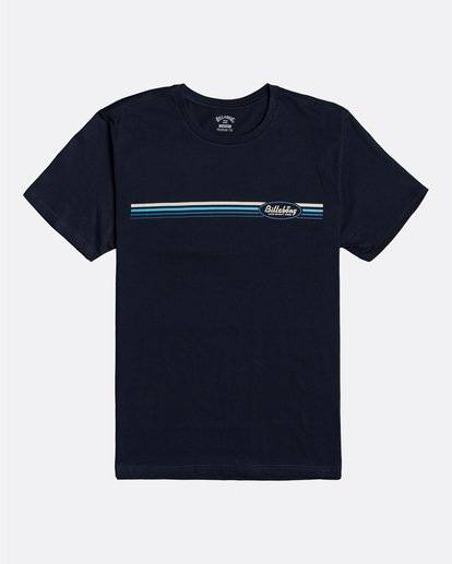 0 Cruiser Stripe - T-Shirt für Männer Blau U1SS79BIF0 Billabong
