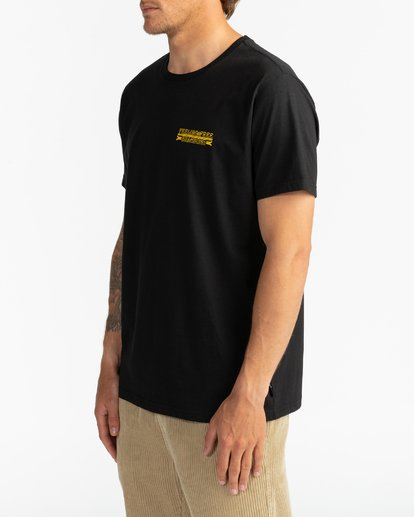 3 Blow Skull - T-shirt pour Homme Noir U1SS83BIF0 Billabong