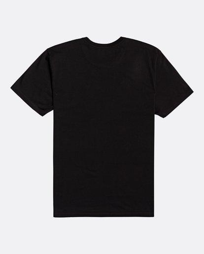 1 Call808 - T-Shirt für Männer Schwarz U1SS87BIF0 Billabong