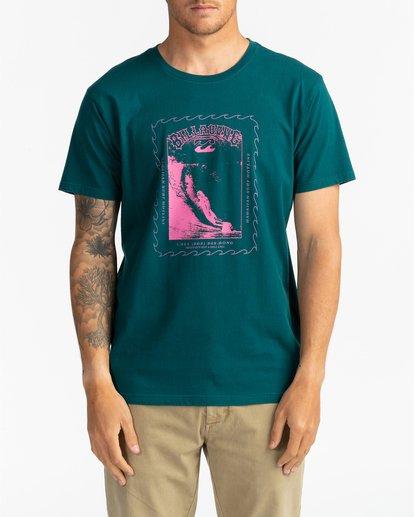 2 Call808 - T-Shirt für Männer  U1SS87BIF0 Billabong