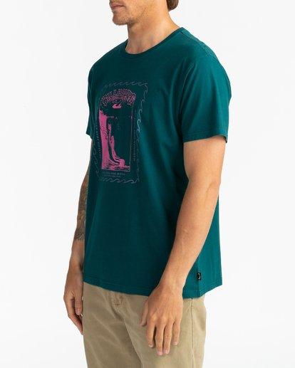 3 Call808 - T-Shirt für Männer  U1SS87BIF0 Billabong