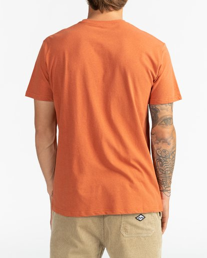 5 Adventure Division Collection Pocket Finder - T-Shirt für Männer  U1SS91BIF0 Billabong