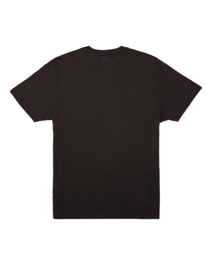 1 Stacked - T-Shirt for Men Black U1SS98BIF0 Billabong