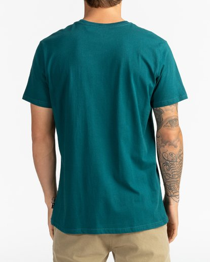 5 Stacked - Camiseta para Hombre  U1SS99BIF0 Billabong