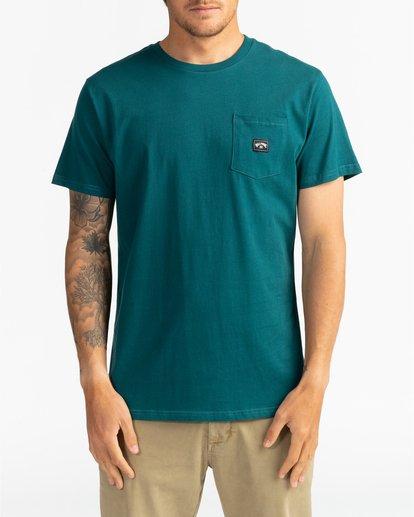 2 Stacked - T-Shirt für Männer  U1SS99BIF0 Billabong