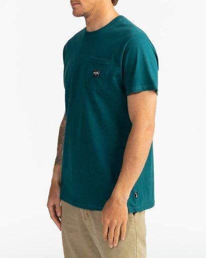 3 Stacked - T-Shirt für Männer  U1SS99BIF0 Billabong