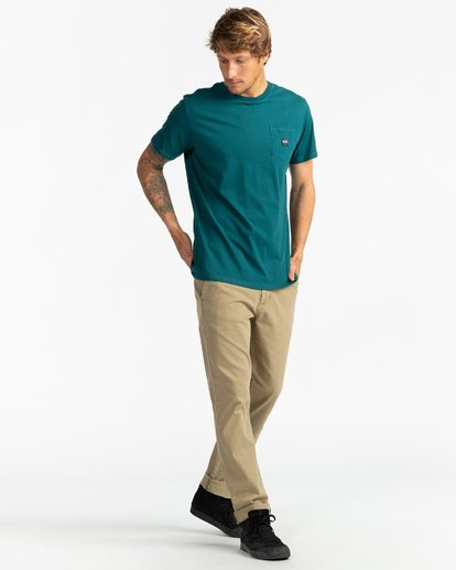 4 Stacked - Camiseta para Hombre  U1SS99BIF0 Billabong