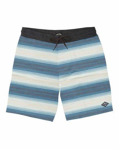 0 Rancho Short - Short para Hombre Azul U1WK08BIF0 Billabong