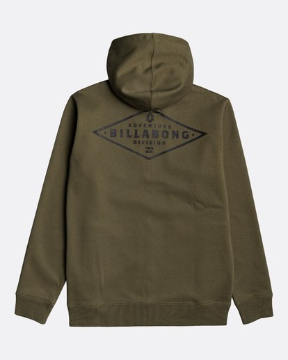 1 Adventure Division Collection Alpine - Sweat à capuche zippé pour Homme  U1ZH02BIF0 Billabong