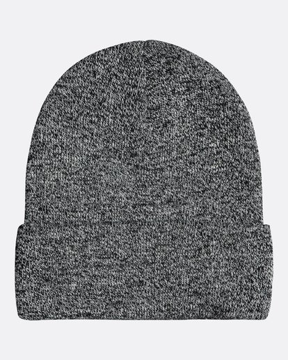 1 Stacked Heather - Gorro para Chicos  U2BN07BIF0 Billabong