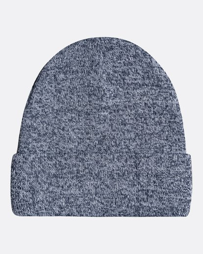 1 Stacked Heather - Gorro para Chicos Azul U2BN07BIF0 Billabong