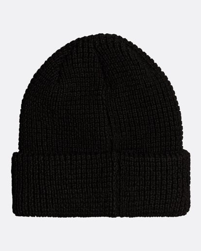 1 Walled - Gorro para Chicos Negro U2BN08BIF0 Billabong