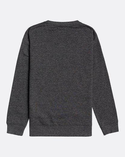 1 Trademark - Sweatshirt für Jungen Schwarz U2CR01BIF0 Billabong